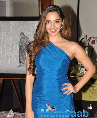 Kiara Advani Stunning Look During The Store Launch Of Fabula Rasa