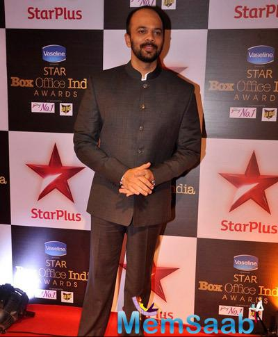 Rohit Shetty Present Star Plus Box Office Awards 2014