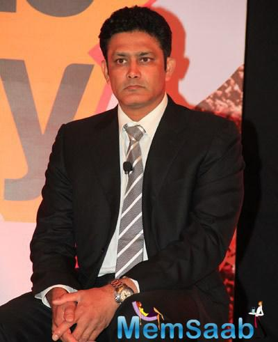 Veteran Cricketer Anil Kumble Promote NDTV Road To Safety Campaign