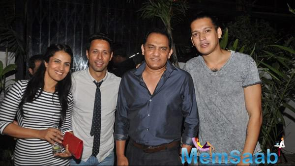 Othe Celebs Spotted At Nido Bar Nights By Butter Event