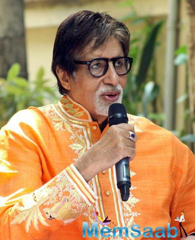 Amitabh Bachchan Talk About His Birthday To Journalists