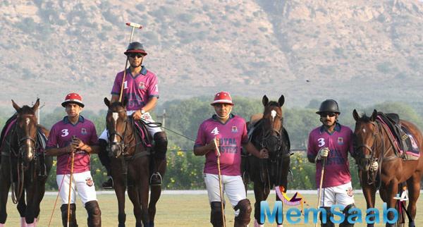 Randeep Hooda On The Launch Of His Polo Team