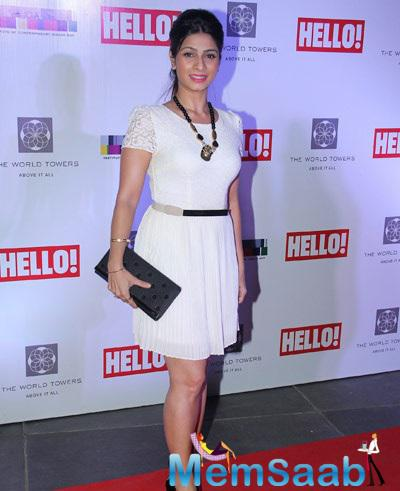 Tanishaa Spotted At Multi Designer Store Launch Minerali In Bandra West