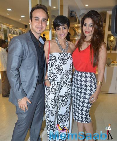 Mandira Bedi And Other Celebs At Minerali Store Launch Event