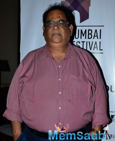 Satish Kaushik Present During MAMI Festival On Day 5