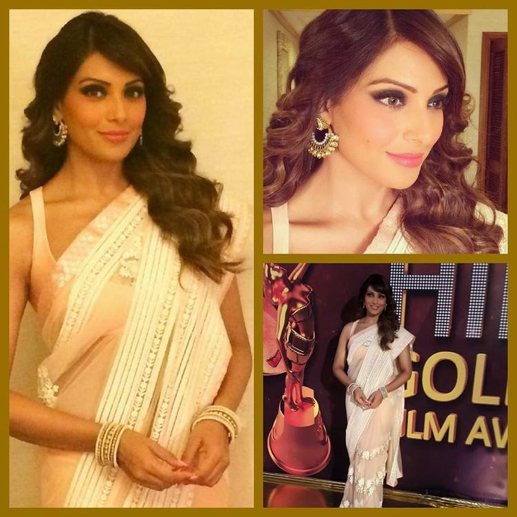 Bipasha Basu Stunning Look At At Hiru Golden Film Awards 2014