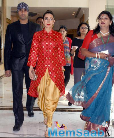 Karisma Kapoor Arrived The Mccain Food Brand Launch Event