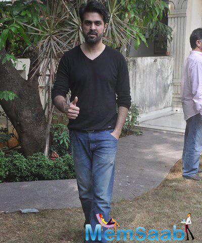 Harman Baweja At Mumbai To Talk About Chaar Sahibzaade