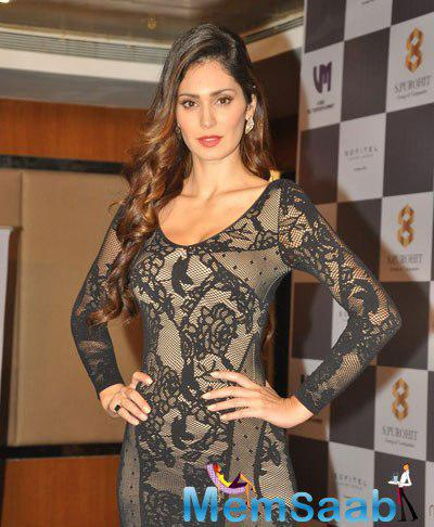 Bruna Abdullah Shines At The Announcement Of Madame Style Week