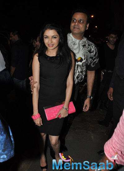 Bhagyashree Patwardhan Cute Smiling Look At Nido Halloween Night Bash