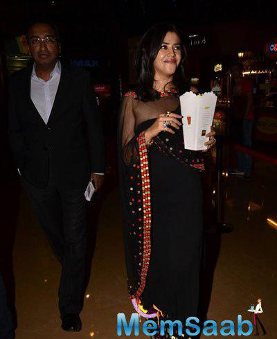 Ekta Kapoor Arrived Best Of Me India Premiere Event