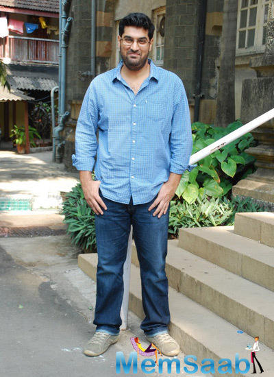 Kunaal Roy Kapur Posed During The Inauguration Of Ceramic Pottery Exhibition