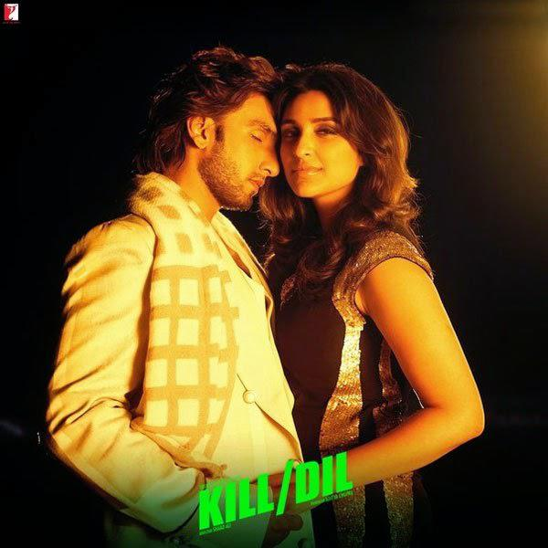 Ranveer Singh And Parineeti Chopra Hot Look Wallpaper From Kill Dill Movie
