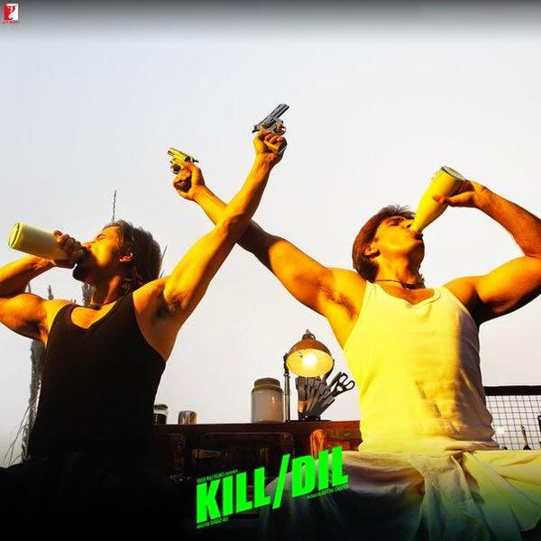 Ranveer Singh Cool Drinking Pose Photo Still