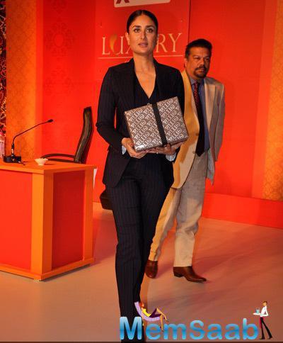 Kareena Kapoor Khan At The 2014 Mint Luxury Conference