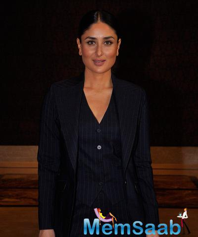 Kareena Kapoor Khan Attended A Talk Session Of Mint Luxury Awards Conference