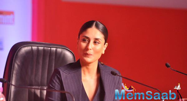 Kareena Kapoor Khan Spoke Few Words At Mint Luxury Awards