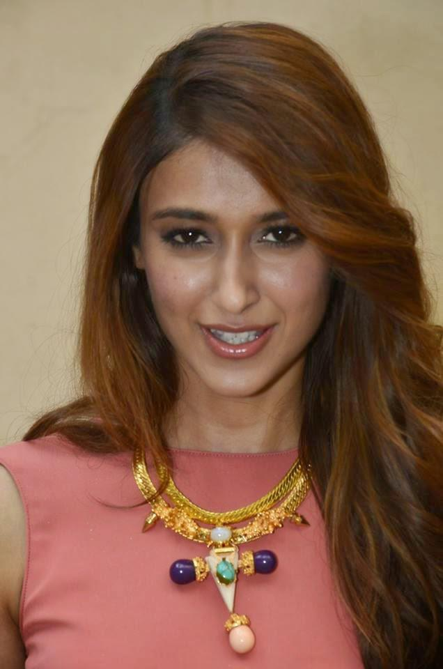 Ileana D'Cruz Looks Stunning During The Photo Shoot For Happy Ending