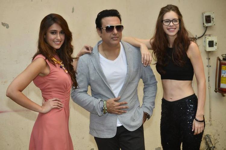 Ileana,Kalki And Govinda Sanpped At A Photo Shoot For Happy Ending