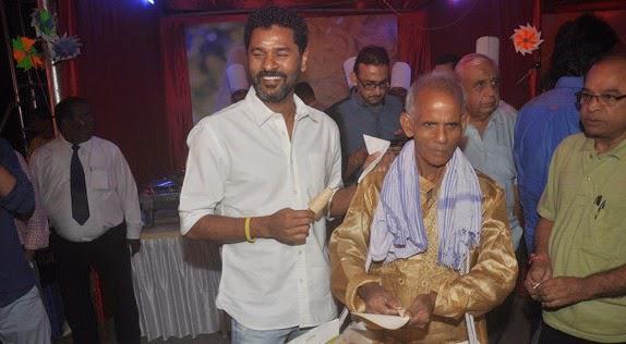 Prabhu Deva Present During Tevar Movie Trailer Launch