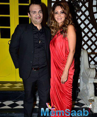 Gauri Khan Hosts The Champagne Evening With Raj Anand Of Maison & Objet Show