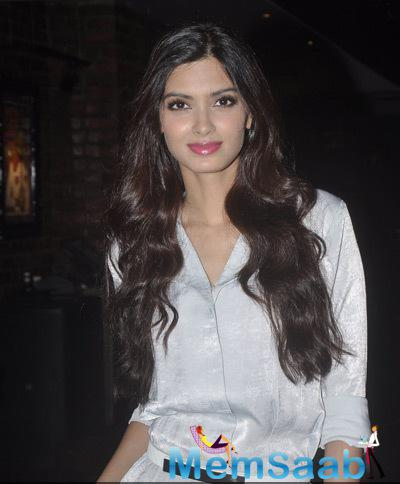 Diana Penty Glossy Look At The Cover Launch Of November Issue Of Travel Plus Magazine