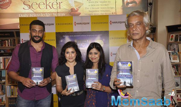 Arunoday Singh And Sudhir Mishra Unveil The Book Dancing With Demons By Author Nidhie Sharma