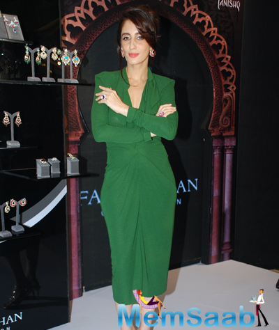 Farah Ali Khan Launched The Farah Khan For Tanishq Collection