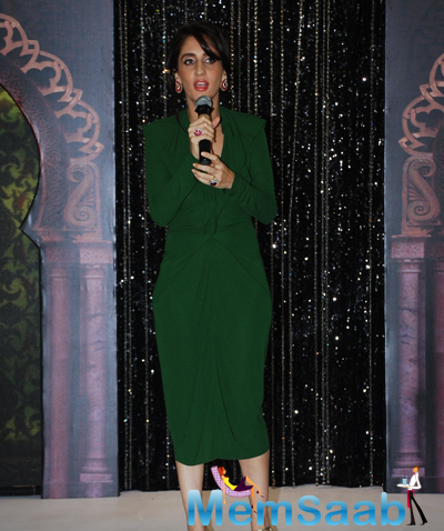 Farah Ali Khan Spoke Few Words At The Launch Of Tanishq Collection