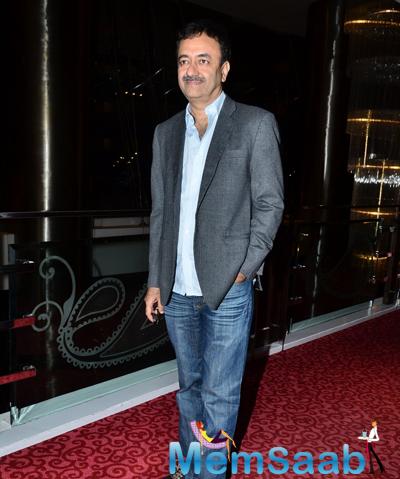 Rajkumar Hirani Arrived The PK Movie Press Meet