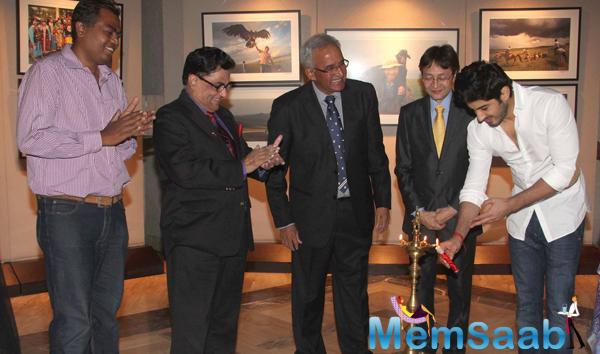 Mohit Marwah Inaugurates Mongolia Day By Shantanu Das
