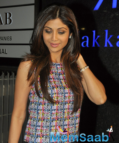 Shilpa Shetty Cool Casual Look While She Spotted In Bandra