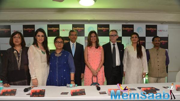 Raveena Tandon At Good Homes Event To Promote India Art Week