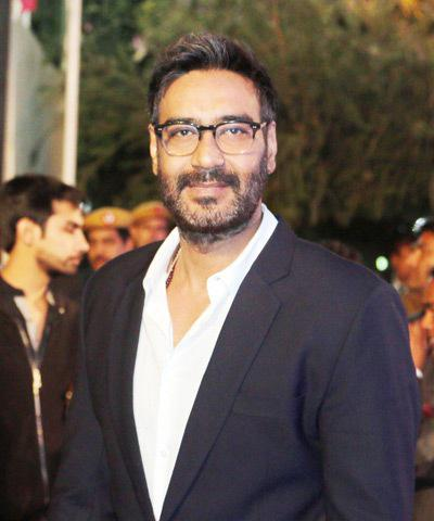 Ajay Devgan At The 21st Anniversary Celebrations Of His Tv Show Aap Ki Adalat