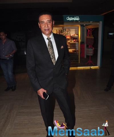Danny Denzongpa Also Seen Attending The First Look Of Baby