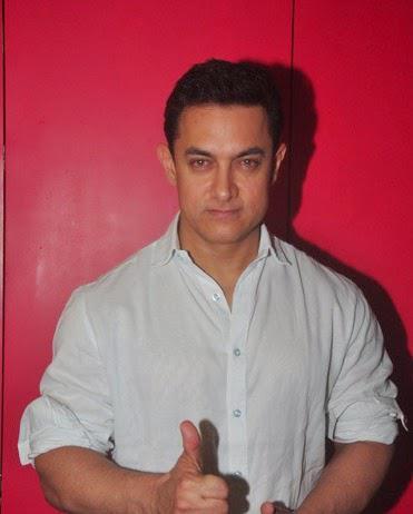 Aamir Khan Talks About PK Upcoming Movie In Press Meet