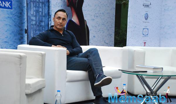 Rahul Bose Attend The Times Lit Festival Presented By Lodha