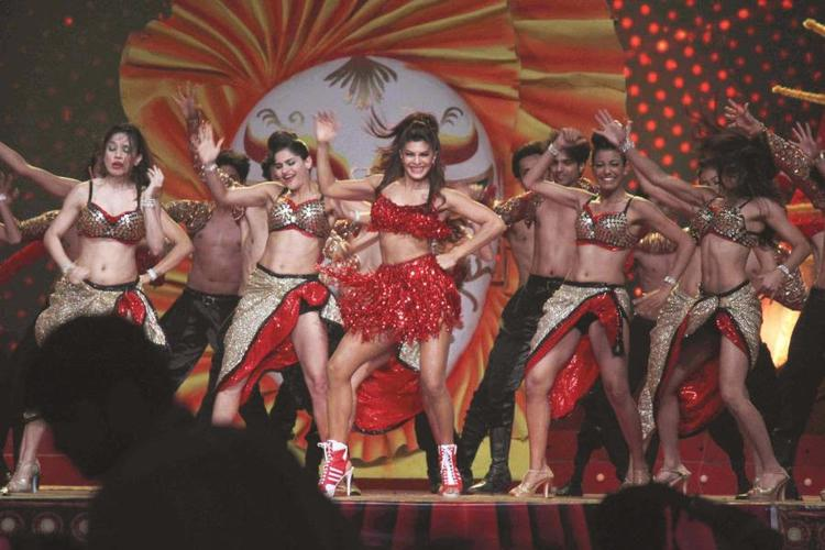 Jacqueline Fernandez Rocked On The Stage At Got Talent World Stage Live Show