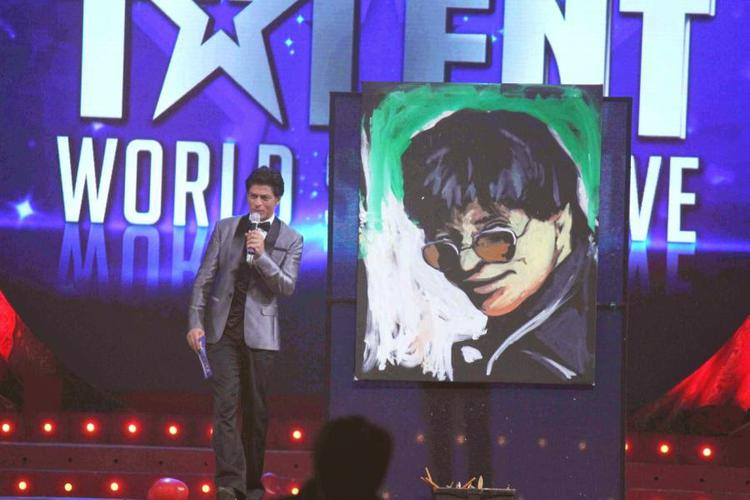 Shah Rukh Khan Hosted The Got Talent World Stage Live Show