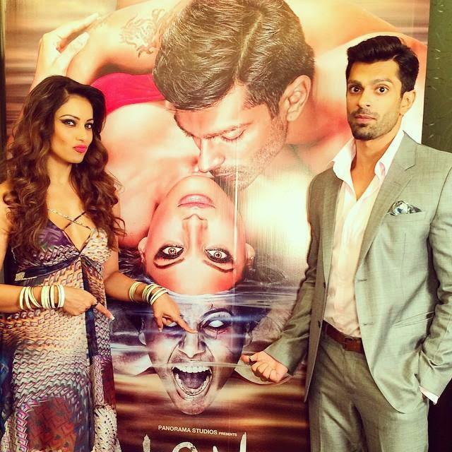 Bipasha Basu And Karan Singh Grover Launched The Trailer Of Upcoming Flick Alone