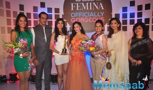Gorgeous Elli Avram Appointed To Judge Miss Femina Officially 2014