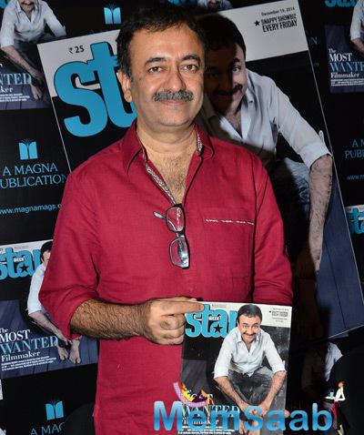 Ace Director Rajkumar Hirani Unveils The Latest Issue Of Star Week