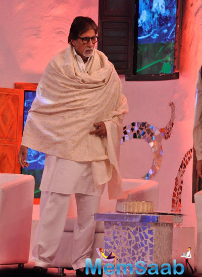 Amitabh Bachchan Hosted Swachcha Bharat Mission A Programme Organised By NDTV