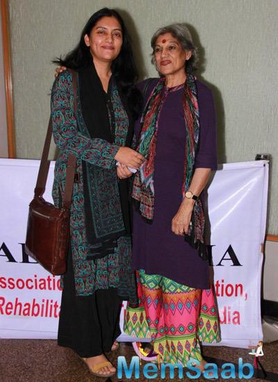 Dolly Thakore Present At Kavita Seth Fund Raiser Concert For Alert India