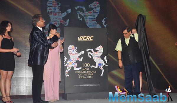 Subhash Ghai Launches Pride Of India Awards 2014