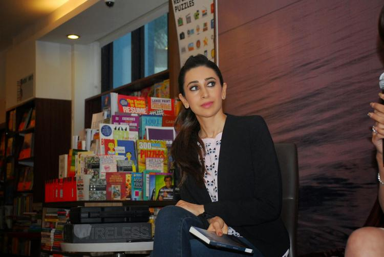 Karisma Kapoor Spotted At Her Close Friend Book Launch The Way Ahead