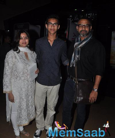 Celebs Grace The Special Screening Of PK Held For Mumbai Police