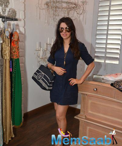 Bollywood Celebs Clicked For Seema Khan's Christmas Collections