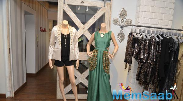 Seema Khan Christmas Collections Launch Pic