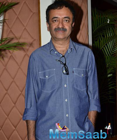 Rajkumar Hirani Attended PK Contest Winner Meet